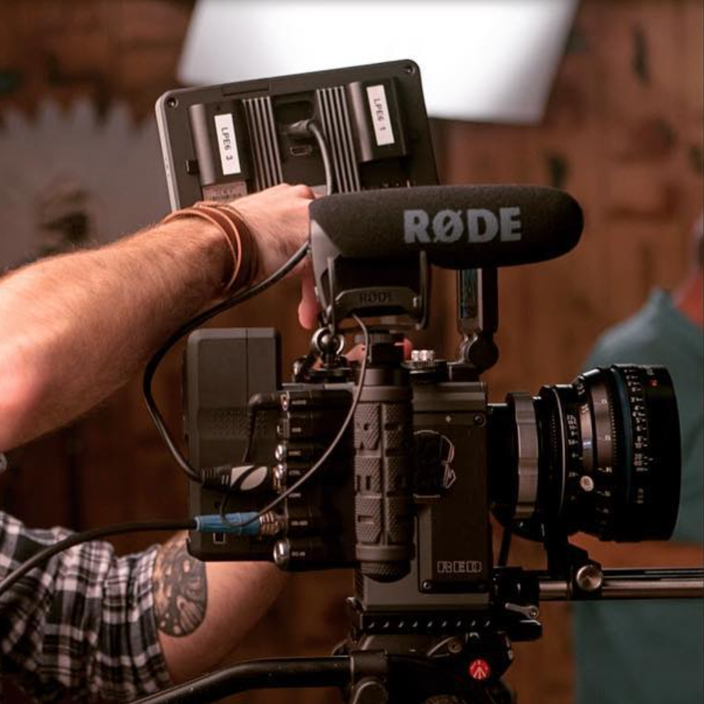 FILMMAKING - We are a full-service video production company, meaning we offer every stage of production from inception of an idea all the way through development and post production. We rely on our top-of-the-line equipment and years of experience to ensure an efficient and effective workflow that will yield the most cinematic films possible without breaking the bank.