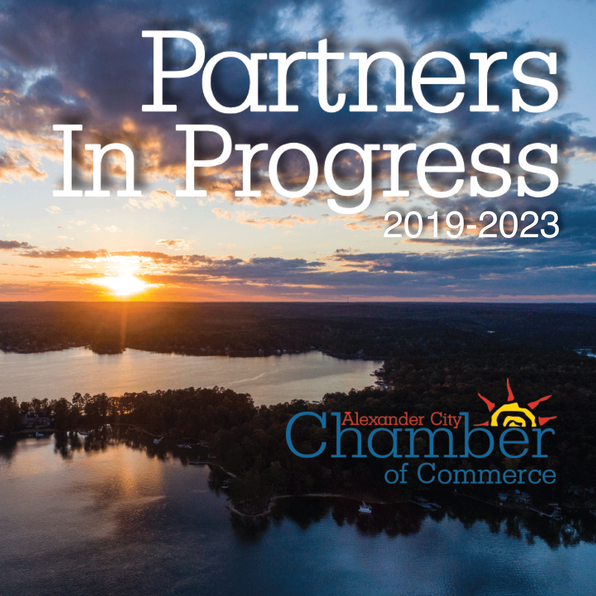 Partners In Progress - The Alexander City Chamber of Commerce's 2019-2023 five-year strategic plan