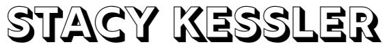 Stacy Kessler logo mishap