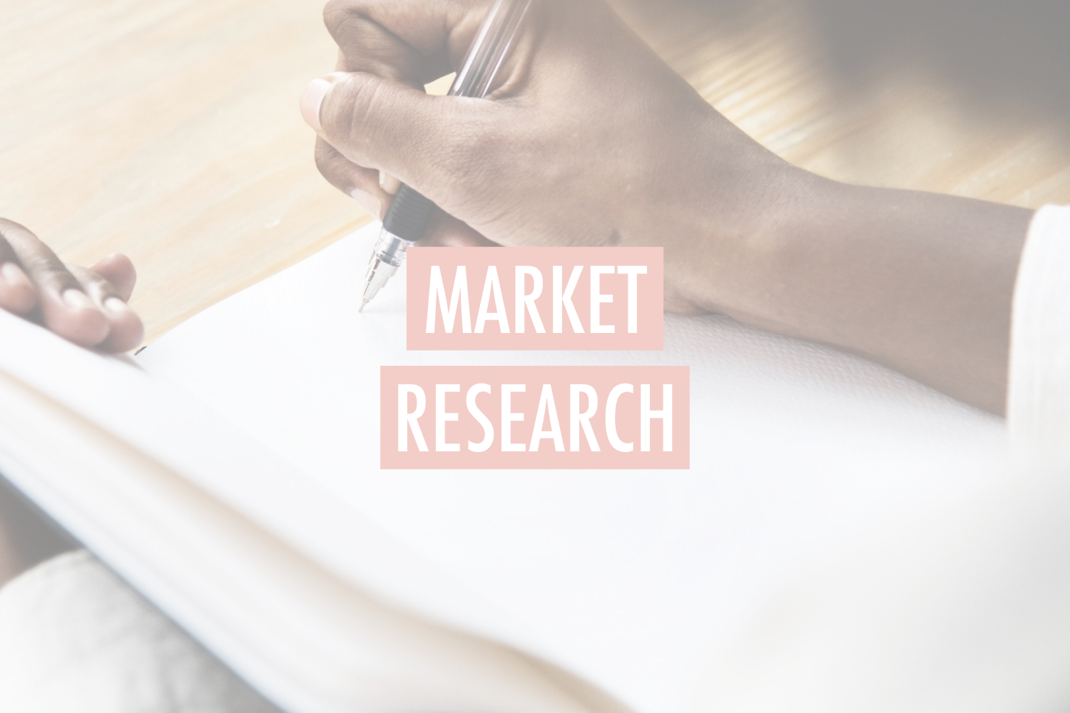 market research  - stacy kessler