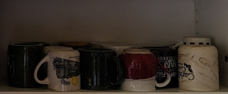 mug collection - stacy kessler