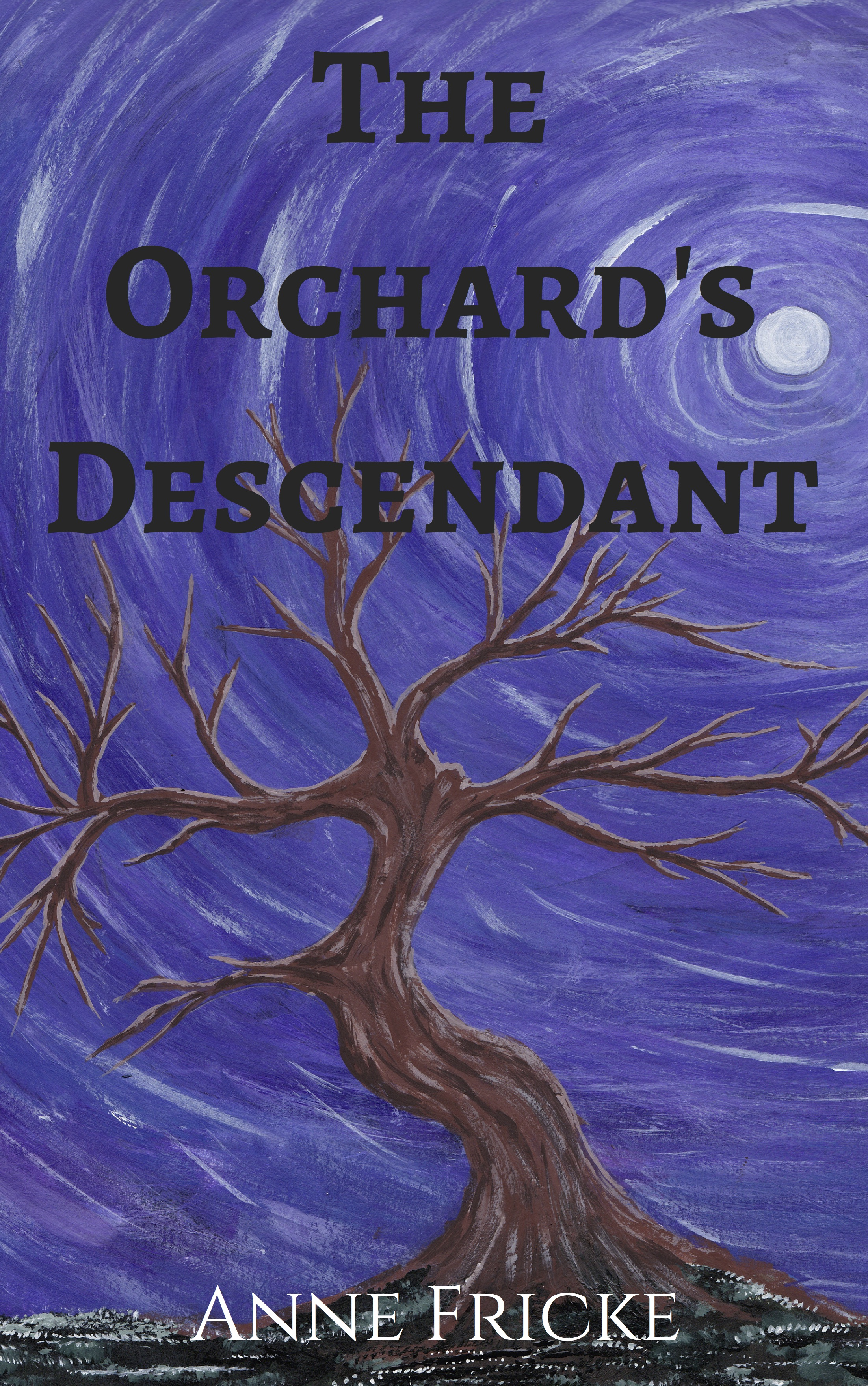 The Orchard's Descendant - Feeling she has little choice, Maggie leaves her beloved community for a century-old farmhouse in the hills of Northern California. She is hoping to grow some roots. What she finds is a dilapidated house, a barn she can't bring herself to go into and one family's tragedy.A daughter sent away and never heard from again, a father dead in a snowstorm, and Daniel, the angry brother who has lived with the pain of it all for more than 70 years. Will Maggie be able to find the home she has been longing for in the house above the orchard? Will she be the key to a brother's redemption? A tale of love, deceit and mystery, The Orchard's Descendant explores the idea of what it means to create