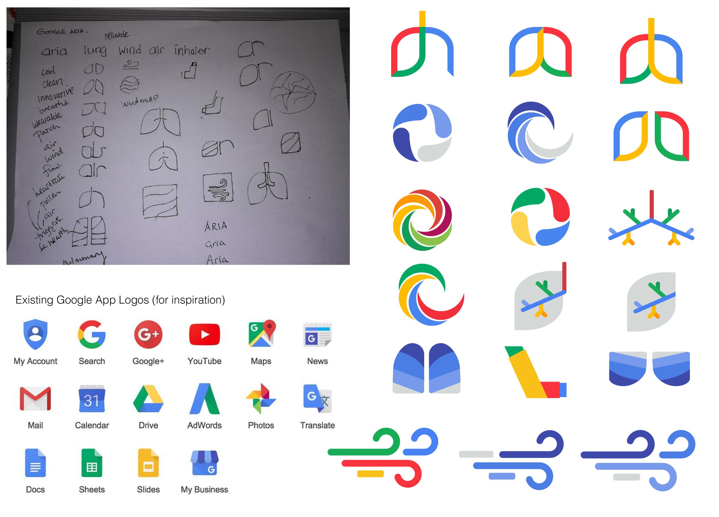 Google Air's Logo