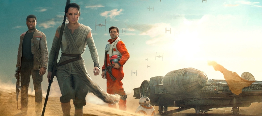 While new heroes Finn (John Boyega), Rey (Daisy Ridley), and Poe Dameron (Oscar Isaac) show a lot of potential, these proceedings are all too familiar.