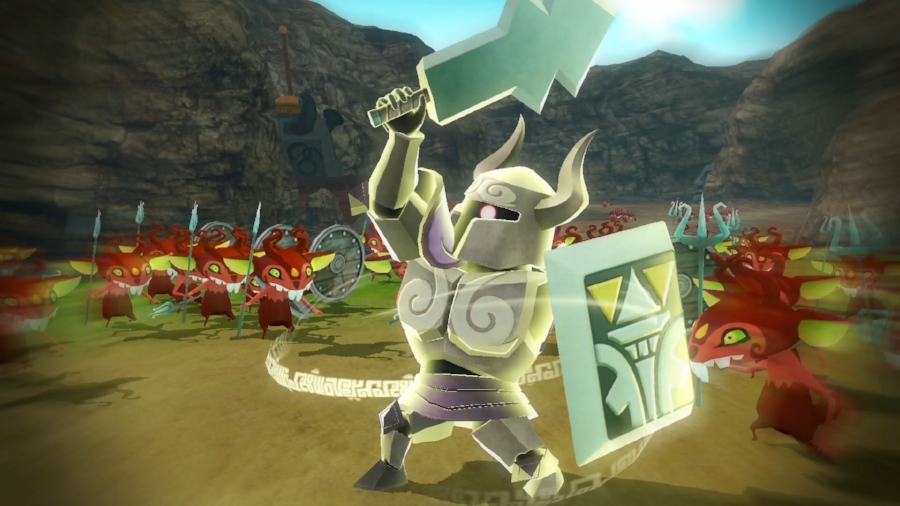 Packing in an obscene amount of content from the history of the  Legend of Zelda  series,  Hyrule Warriors: Definitive Edition  is clearly the champion when it comes to presenting the best value on that basis alone.