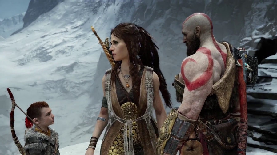 Kratos' natural weariness of strangers is sometimes compromised by Atreus' curiosity, but the former God of War will find both his caution justified, and his son's faith in strangers rewarded.