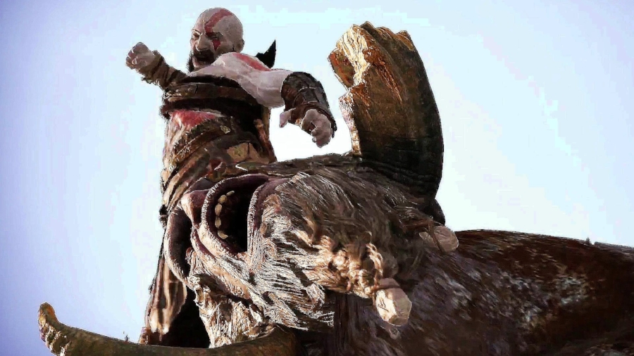 Few games can be as exciting, emotional, and as viscerally satisfying as 2018's  God of War : a must-own title for the PlayStation 4.