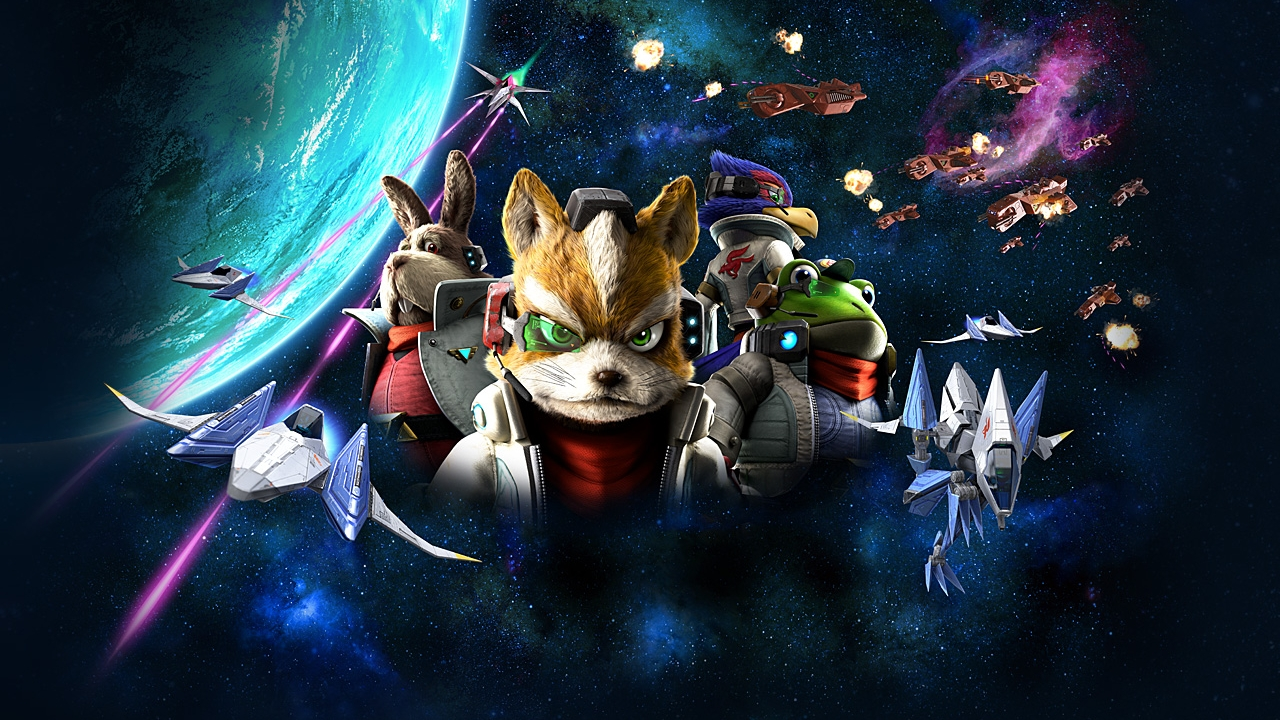 Let's rock and roll... - Wii U's unjustly-dismissed Star Fox title may be a bit derivative, but there's a lot of fun to be had for fans of the scrappy team of space pilots if you're open to it.