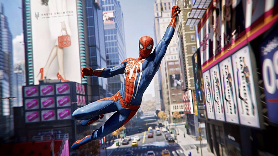 Bringing back the open-world NYC format of 2004's  Spider-Man 2 , 2018's title from Insomniac Games takes lessons from previous open-world superhero gaming innovators and wraps them into an experience representative of Marvel's greatest icon.