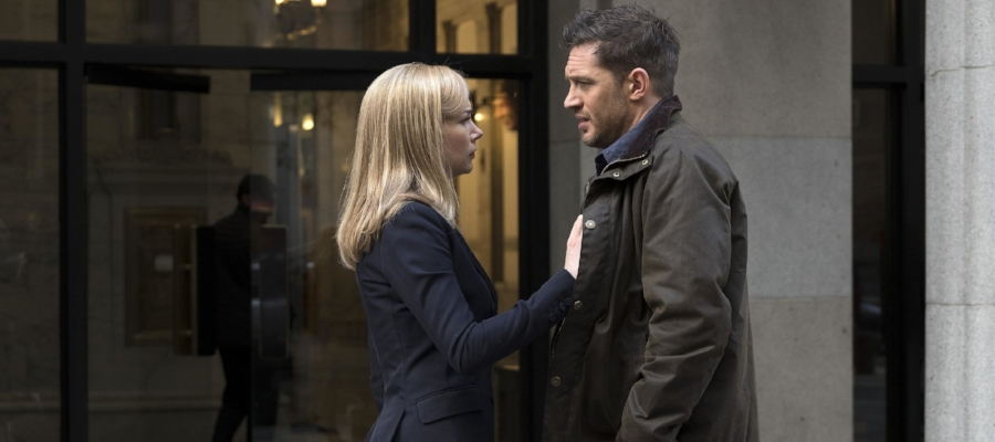 Michelle Williams and Tom Hardy elevate what would likely be a far more forgettable movie without their acting chops, with Hardy in particular making for a fun, engaging, and relatable Eddie Brock.