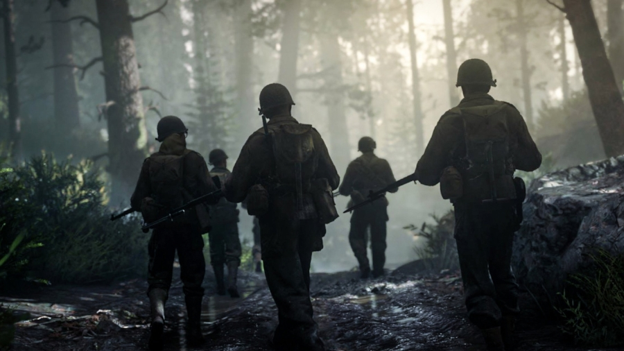 Bringing the series back to the European theater of World War II, 2017's  Call of Duty  title flexes the muscle of systems like the Xbox One X and PlayStation 4 Pro to create the most realistic vision of this conflict we've ever seen in the interactive realm.
