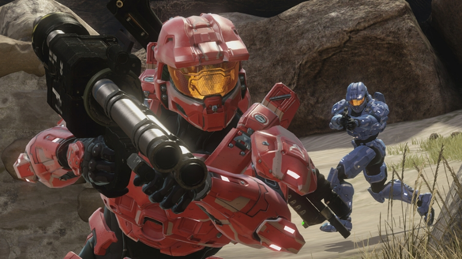 Halo 2 Anniversary 's multiplayer element is functionally identical to the game as it was released in November of 2004, with six new maps given the full remastering treatment. If you want, you can also play the original multiplayer mode with the classic graphical fidelity.