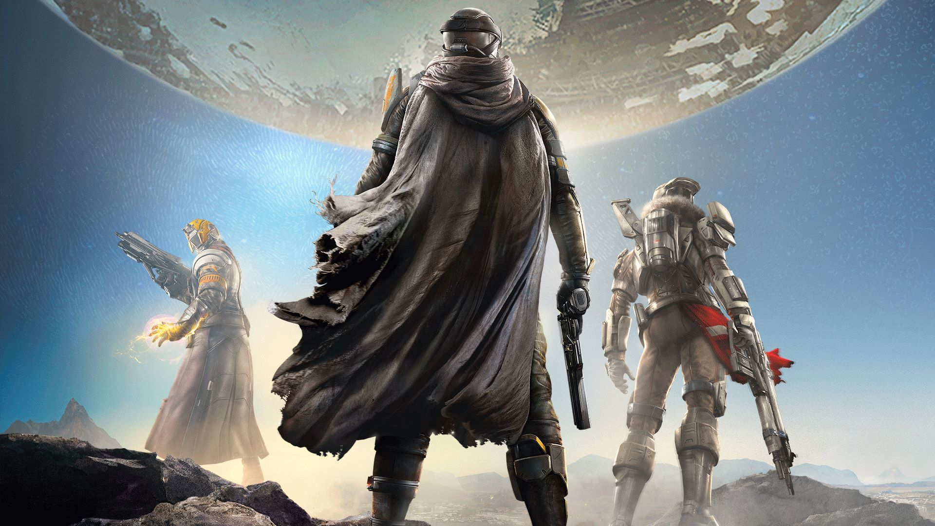 Sweeping, epic, and uneven… - Bungie's long-awaited original creation after leaving Halo behind is fun and ambitious, but marred by a confusing story and basic objective design.
