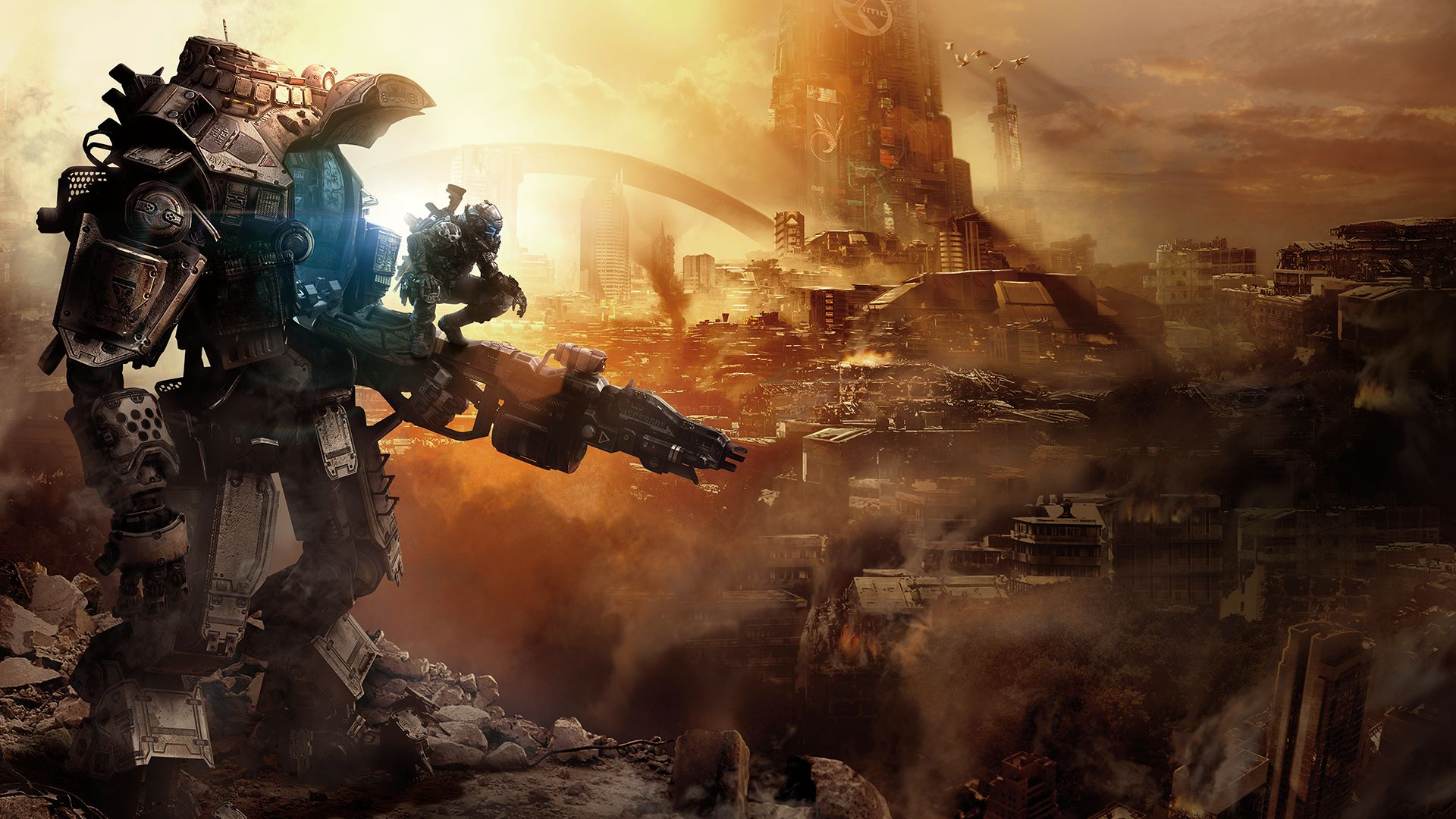 The FPS leaps forward… - Titanfall is the first FPS game of the new generation of console hardware to demonstrate the highs that can be reached, by innovating and escalating the concept of the genre.