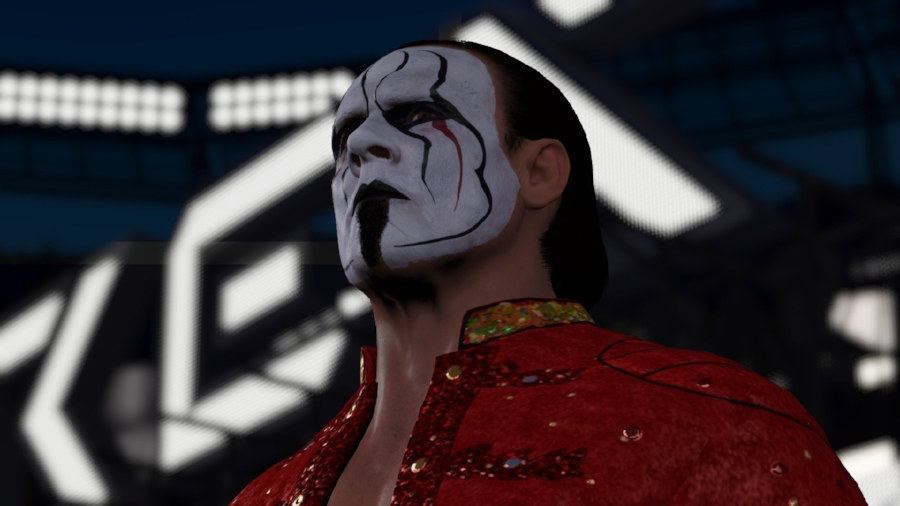 WWE 2K16  continues advancing the very solid graphical fidelity exhibited in the prior year's game, while also giving the expected roster additions and mechanical tweaks that WWE gamers have come to expect.