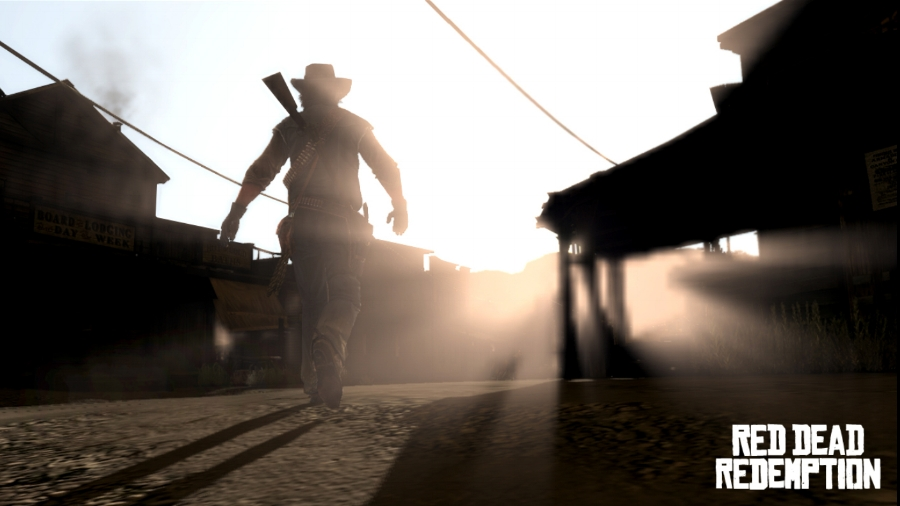 The world crafted by Rockstar San Diego for  Red Dead Redemption  is evocative of some of the most timeless examples of the Western genre on film, while also serving the story the game tells of a nation transitioning between primitive lawlessness and industrial order. John Marston is one of the last in a dying breed, and he knows it.