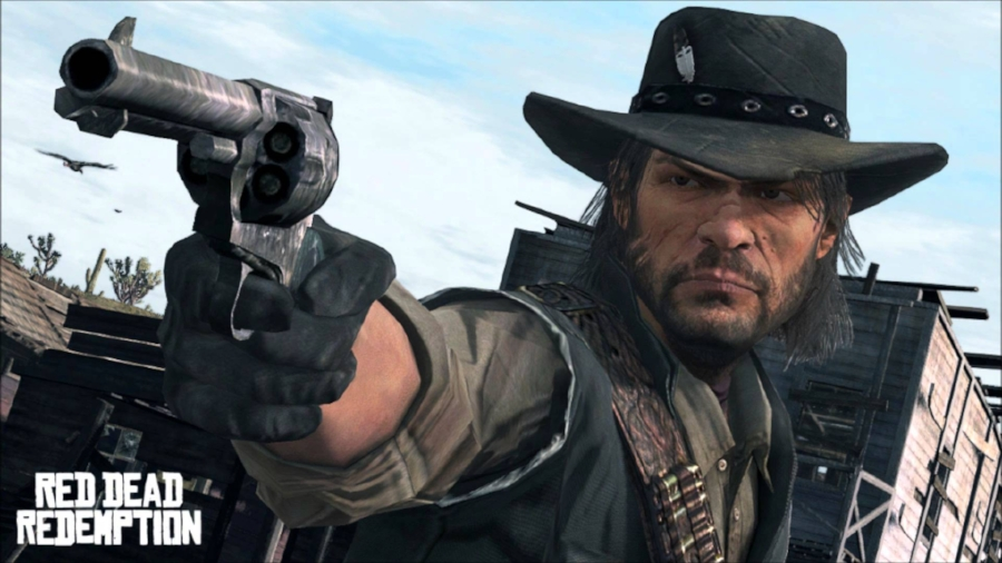 John Marston makes for a singularly compelling main character throughout the story depicted in  Red Dead Redemption . With details about his past and telling the story of how he's chosen to reform his present for the sake of his family, his road to the titular redemption he seeks is often complicated by both his instincts, and the difficult choices he's forced to make over the course of the story.
