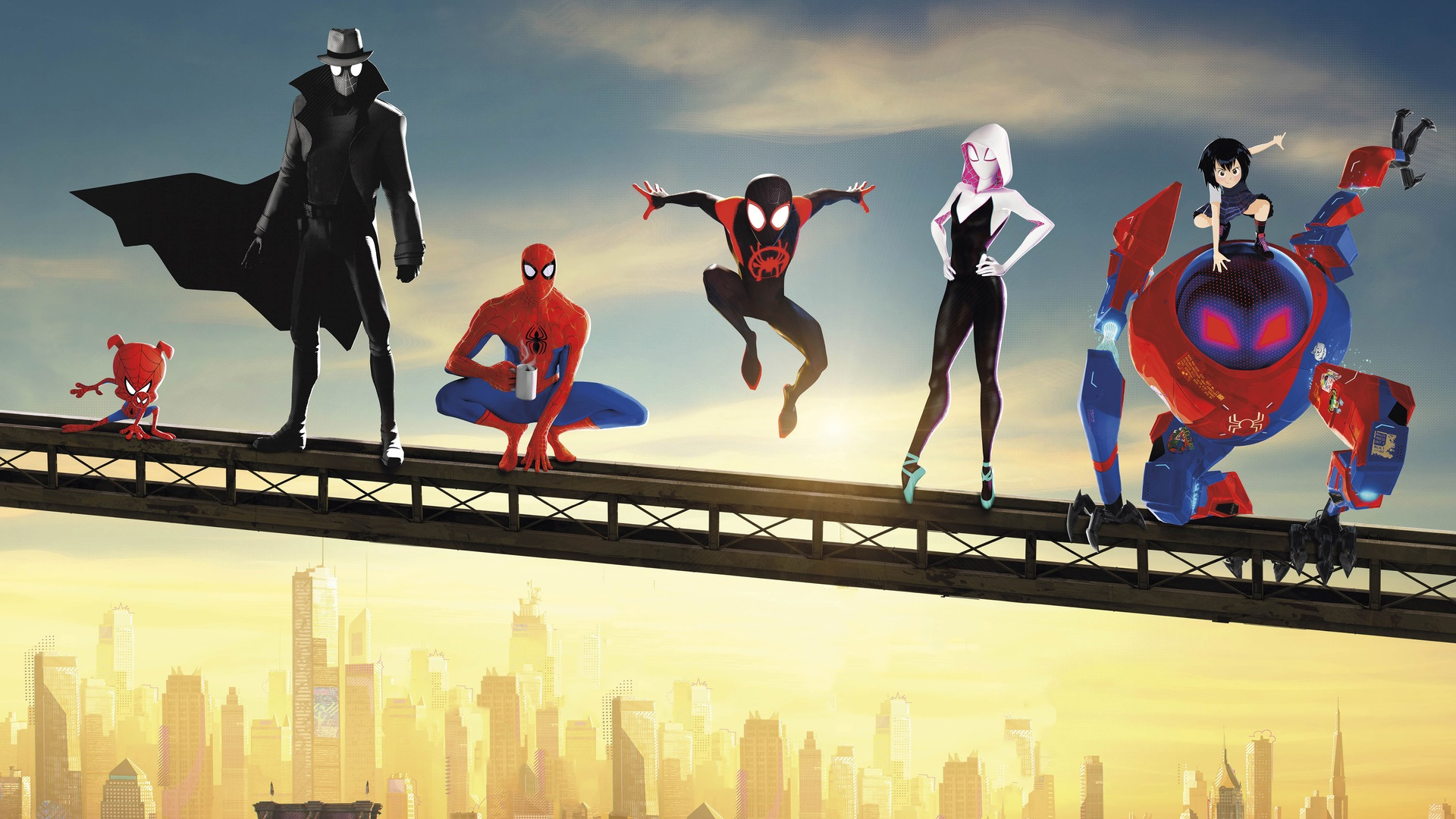 Web of quality… - Spider-Man makes the leap into feature-length theatrical animation with one of the characters absolutely best movies.