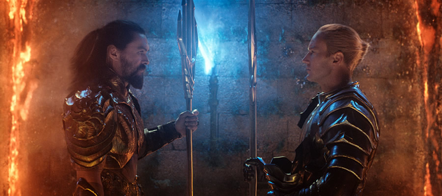 Arthur Curry (Jason Momoa) wants nothing more than to forget about his birthplace, but when his maniacal half-brother King Orm (Patrick Wilson) puts his desire to go to war with the surface world in motion, Arthur is given little choice but to go to Atlantis and try to claim its throne from Orm.