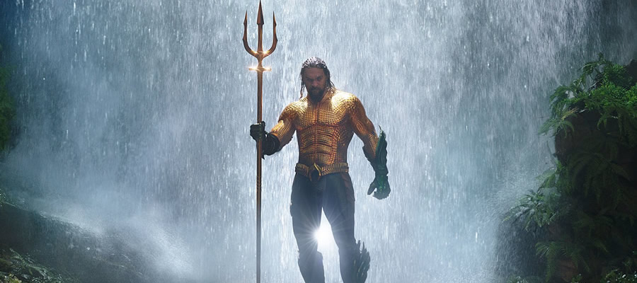 Reverently recreated comics-accurate costumes designed by Kym Barrett feel fully at-home in  Aquaman , and show that DC Comics-based movies are best when they celebrate their roots as opposed to trying to force change upon them.