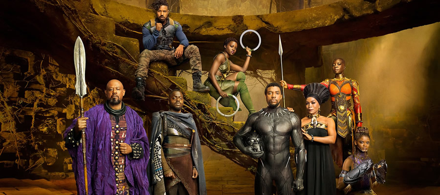 With an all-star cast,  Black Panther  feels as epic as its sweeping production design makes it look. Everyone plays their parts with dedication and emotional truth, only adding to the potency of the story being told.