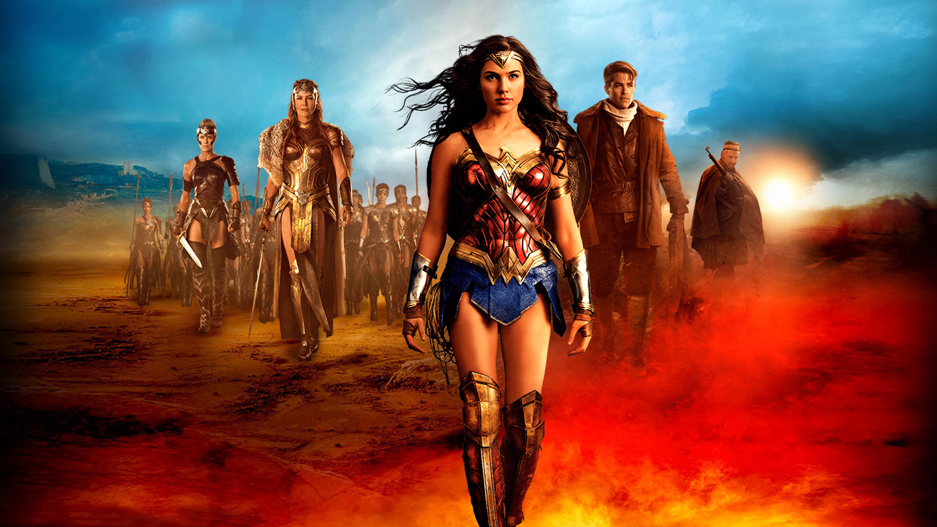 Richard Donner's heir-apparent… - More than the first major superhero film featuring a heroine, Patty Jenkins and Gal Gadot craft a film that could become the 21st century's Superman: The Movie.