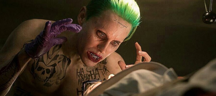 Jared Leto brings the Dark Knight's arch-nemesis into the DCEU with a suitably scattered and unpredictable performance, which certainly falls in line with a lot of modern interpretations of the Joker in the comics. Sometimes, though, it seems like he pours it on a little too hard in an effort to stand out.