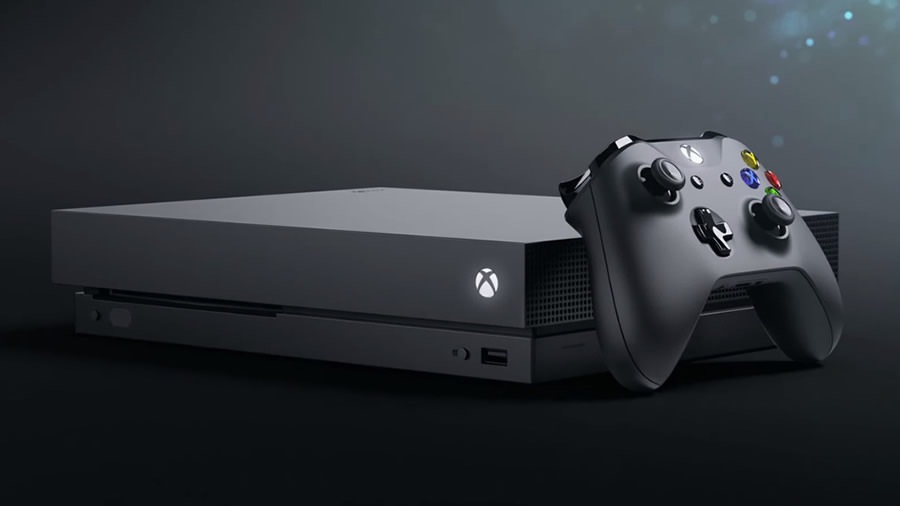Microsoft's new, more powerful console — the Xbox One X — powers 4K gaming and a whole new series of opportunities for  The Master Chief Collection .