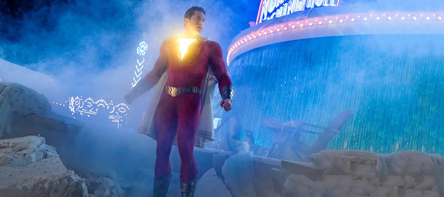 Zachary Levi does a brilliant job in finding the balance between exhibiting the irreverent rebelliousness of a teenager, and the powerful iconography that Shazam features in his most timeless comics appearances. His casting is virtually pitch-perfect.
