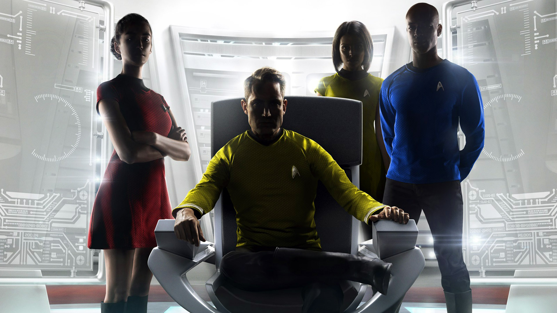 Captain on the bridge… - A dry spell of Star Trek video games is broken by a demo-worthy example of virtual reality gaming. Engage.