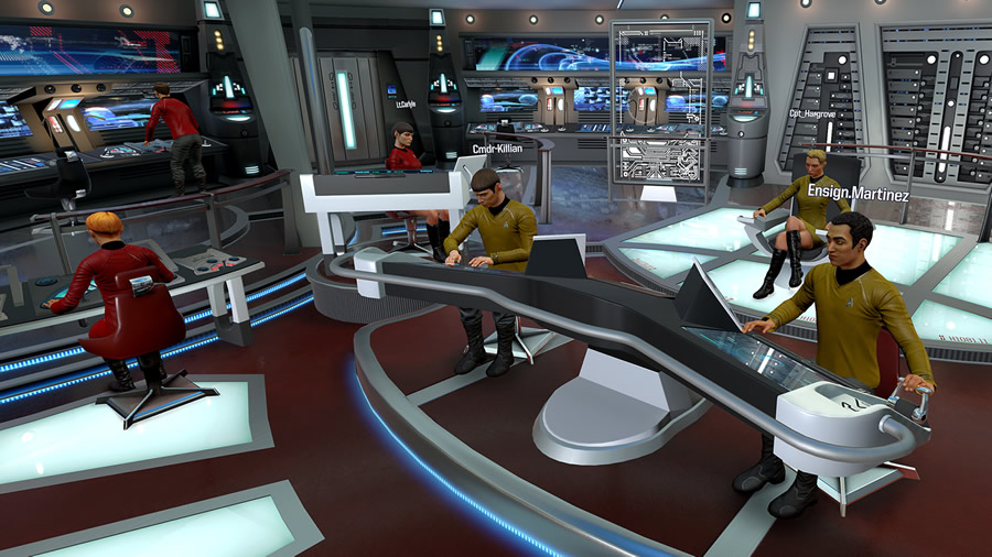 Bridge Crew  is an experience made by the crew you play with. A good crew understands the need to speak up while also offering deference to the Captain in order to achieve the highest levels of success in missions.