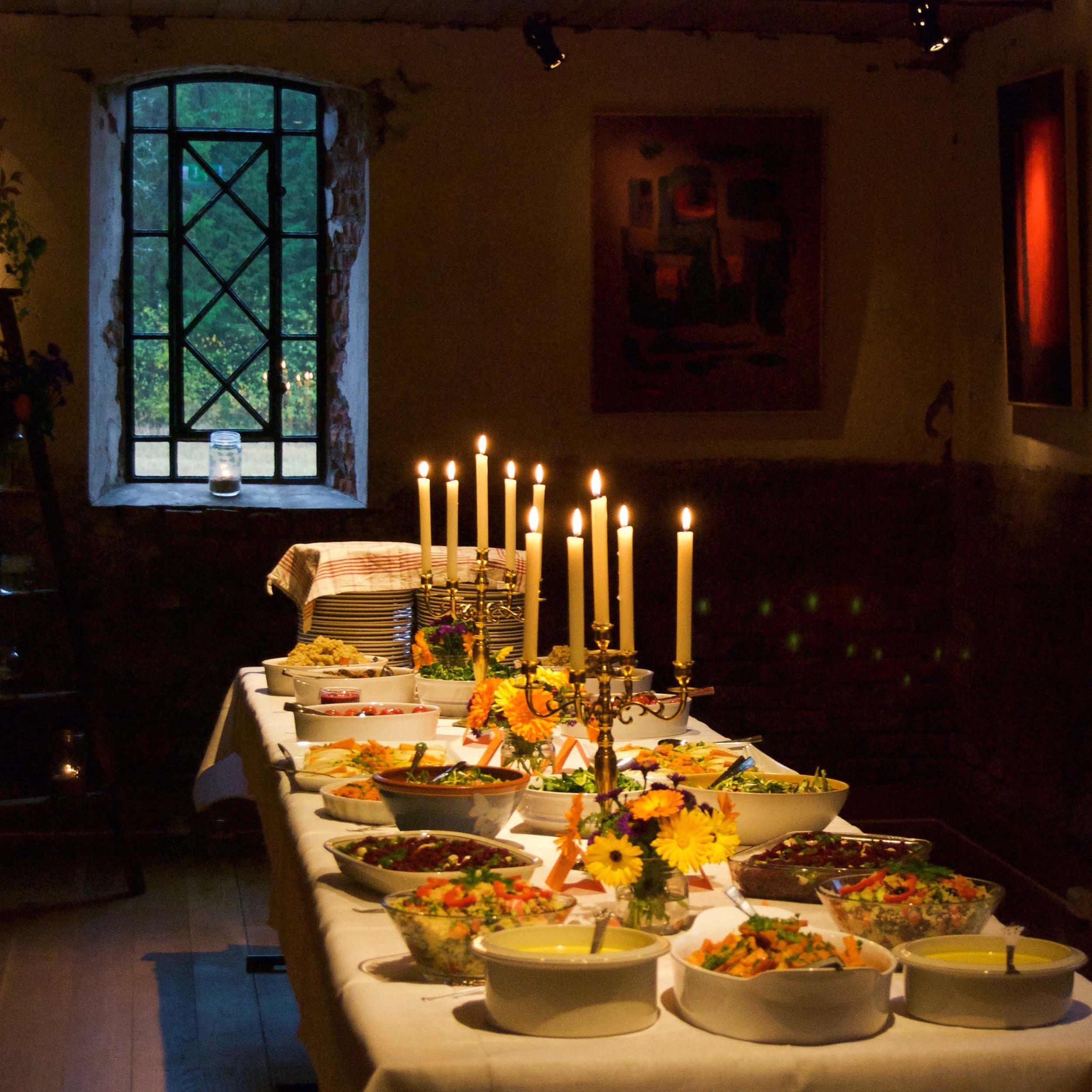 Geiteberg låve bryllup bord pynt 5.jpg