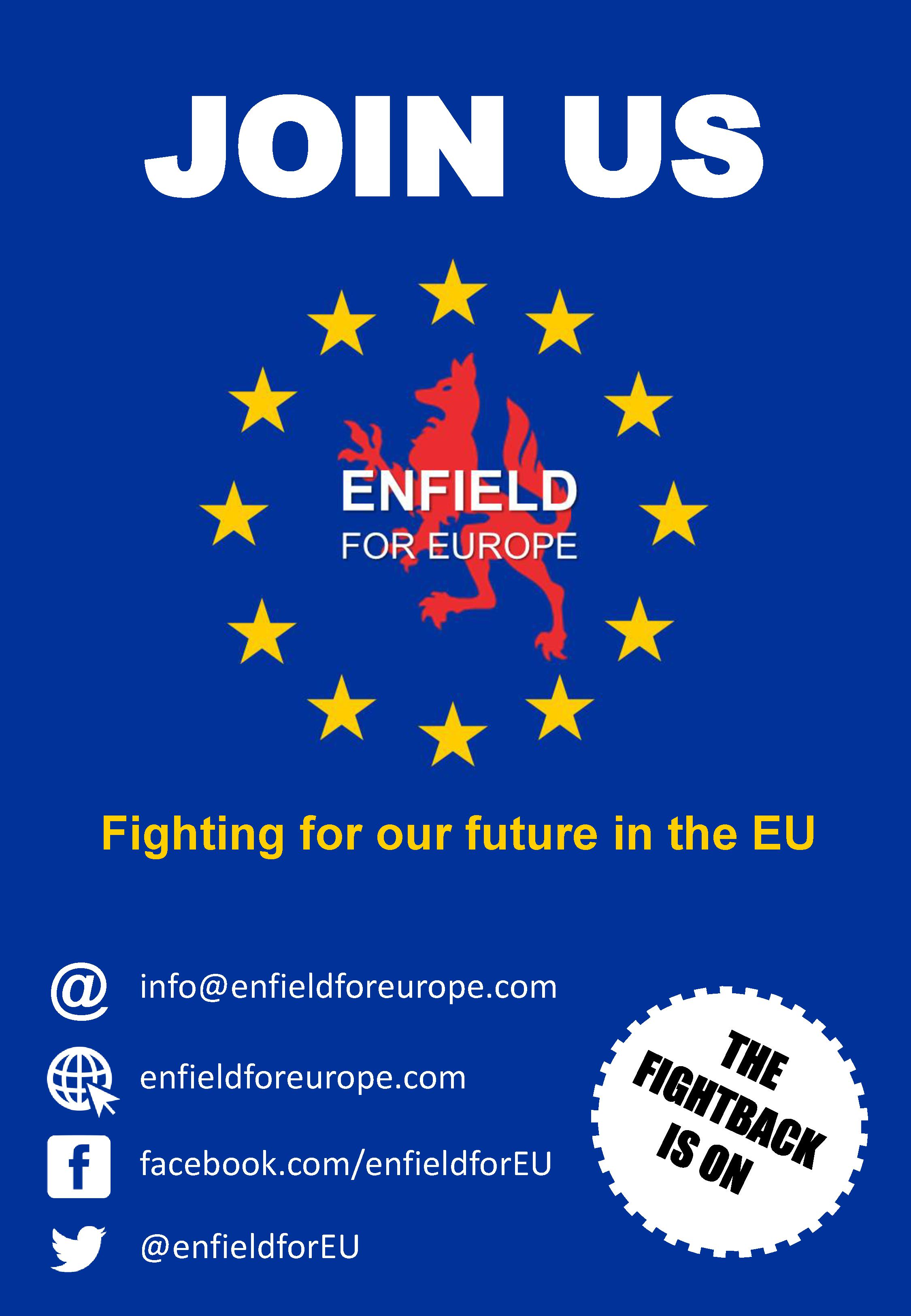 Enfield for Europe
