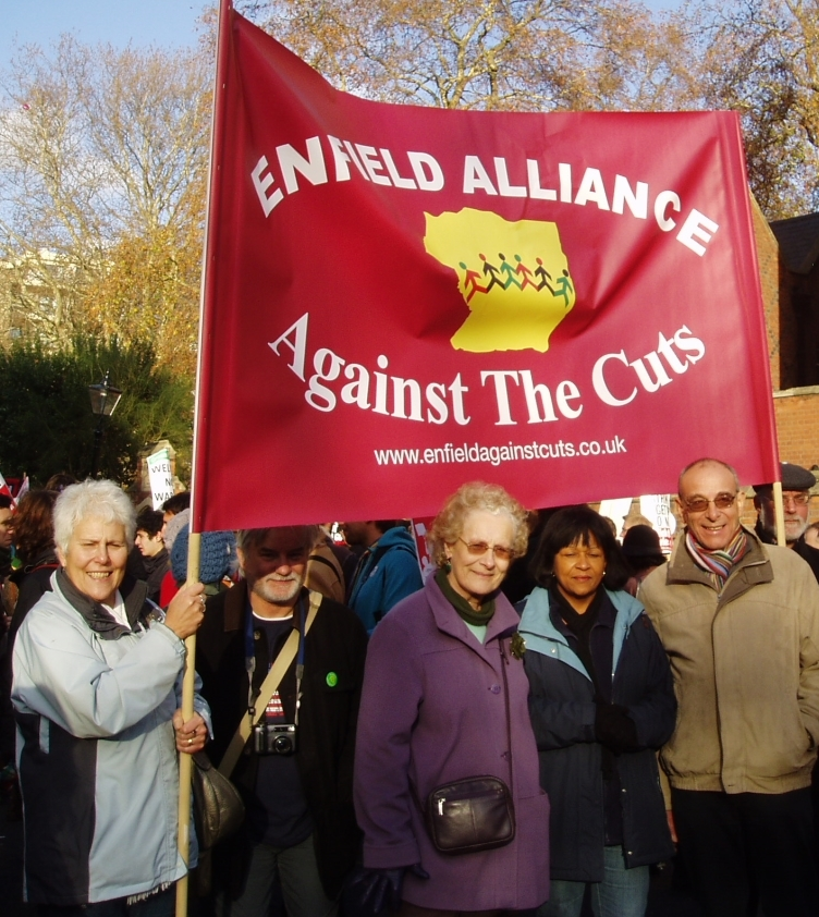 The Enfield Alliance Against the Cuts