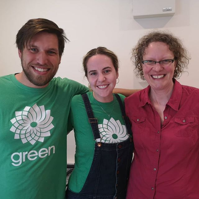 Congratulations to our successful green candidate for the Kings Hants riding, Brogan Anderson! With the Federal election taking place Oct 21, our political landscape must change to reflect the matters that we care about most, our communities and our planet. 🌏  #climatejustice #green #greenpartyofcanada #canadavotes2019 #peoplepoliticsplanet #greennovascotia @greenpartyofcanadaofficial