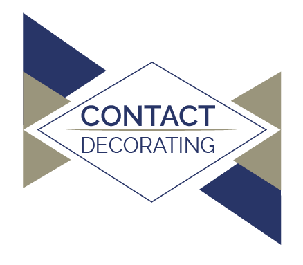 I was recently approached to design and create a Logo for a new local decorating company Contact Design by the owner Darroll Wheatley.