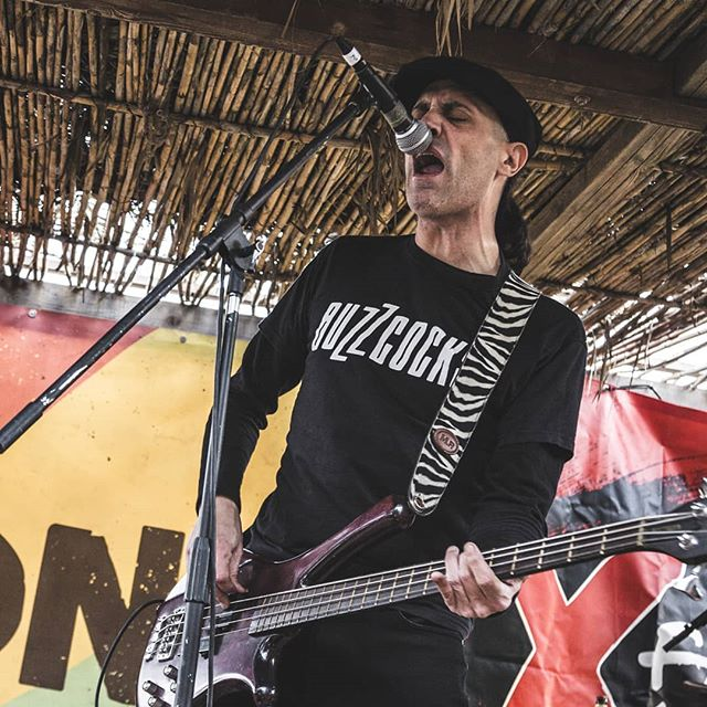 "400ppm absolutely killed it on stage at @rockthesouthmt 2019! Check out their new 7"" #vinyl 'David Buckel'🤘🏼🎵 Special thanks to @reciprocalmalta 🔥 📸: @camillerijoeee . . . . . #recordlabel #400ppm #punk #noise #record #vinylrecord #7inch #releaseday #punkrock #music #rock #alternative #design #photography #grunge #livemusic #vinylcollector #blackandwhite #massacre #trio #bassist #punksofinstagram #debut #davidbuckel #protest"