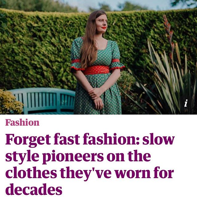 Share your story if a treasured item below 👇 There's a link in the bio to this great piece by @guardian #circularstylemag #circularstyle #circulareconomy #circularfashion #subscribe #perthcreatives #perthmedia #perthevent #perthfashion #perthstyle #tpff2018  #efwa2018 #shopperth #perthlocal #perthideas #perthisgreat #perthfood #perthinfluencer #perthblogger #perthfashionblogger  #supportperthlocal #latestnews #perthnews #perthcoffee #perthisok #fashionrevolution #whomademyclothes #perthmodels #perthmagazine #perthbeauty