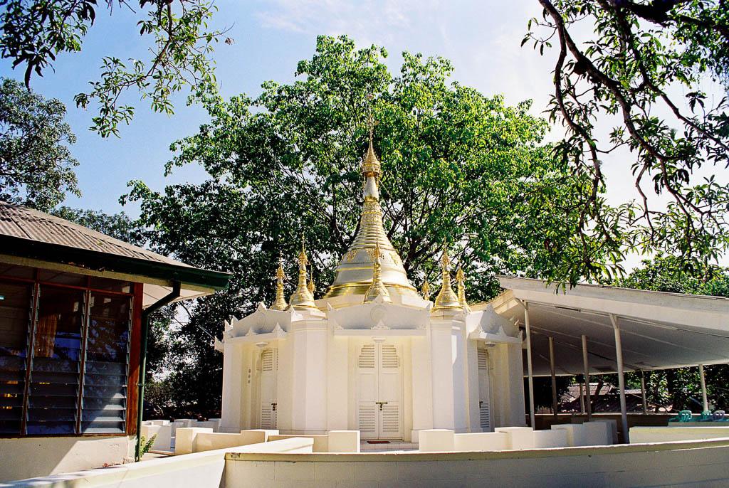 Light of the Dhamma Pagoda Yangon, Myanmar
