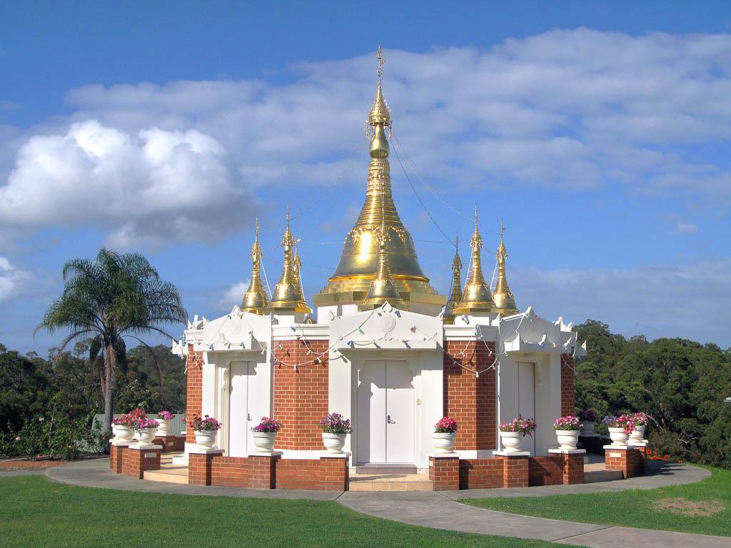 Light of the Dhamma Pagoda, New South Wales, Australia