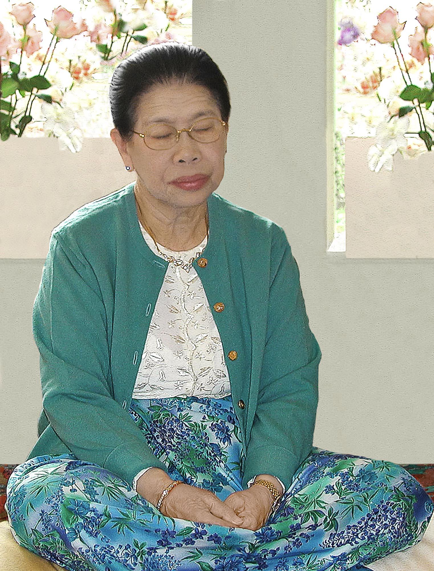 Mother Sayamagyi