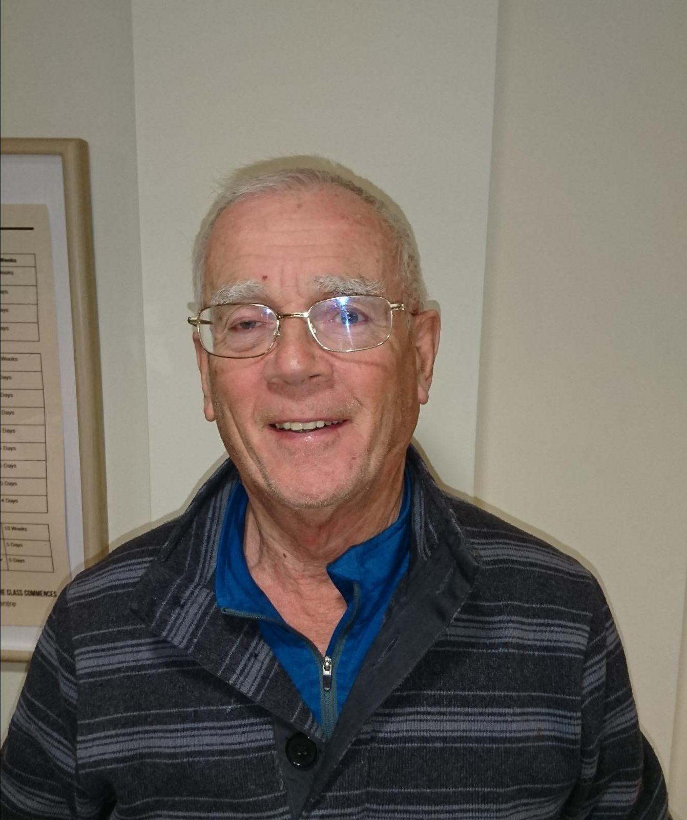 Ricky Palmer, President & Treasurer