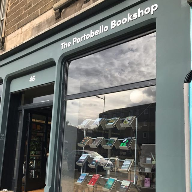 Happy #BookshopDay to all our wonderful booksellers! But, especially to Edinburgh newcomers @portybooks (we loved spotting Barnhill by Norman Bissell) and @toppingsedin (you can expect us very soon!)