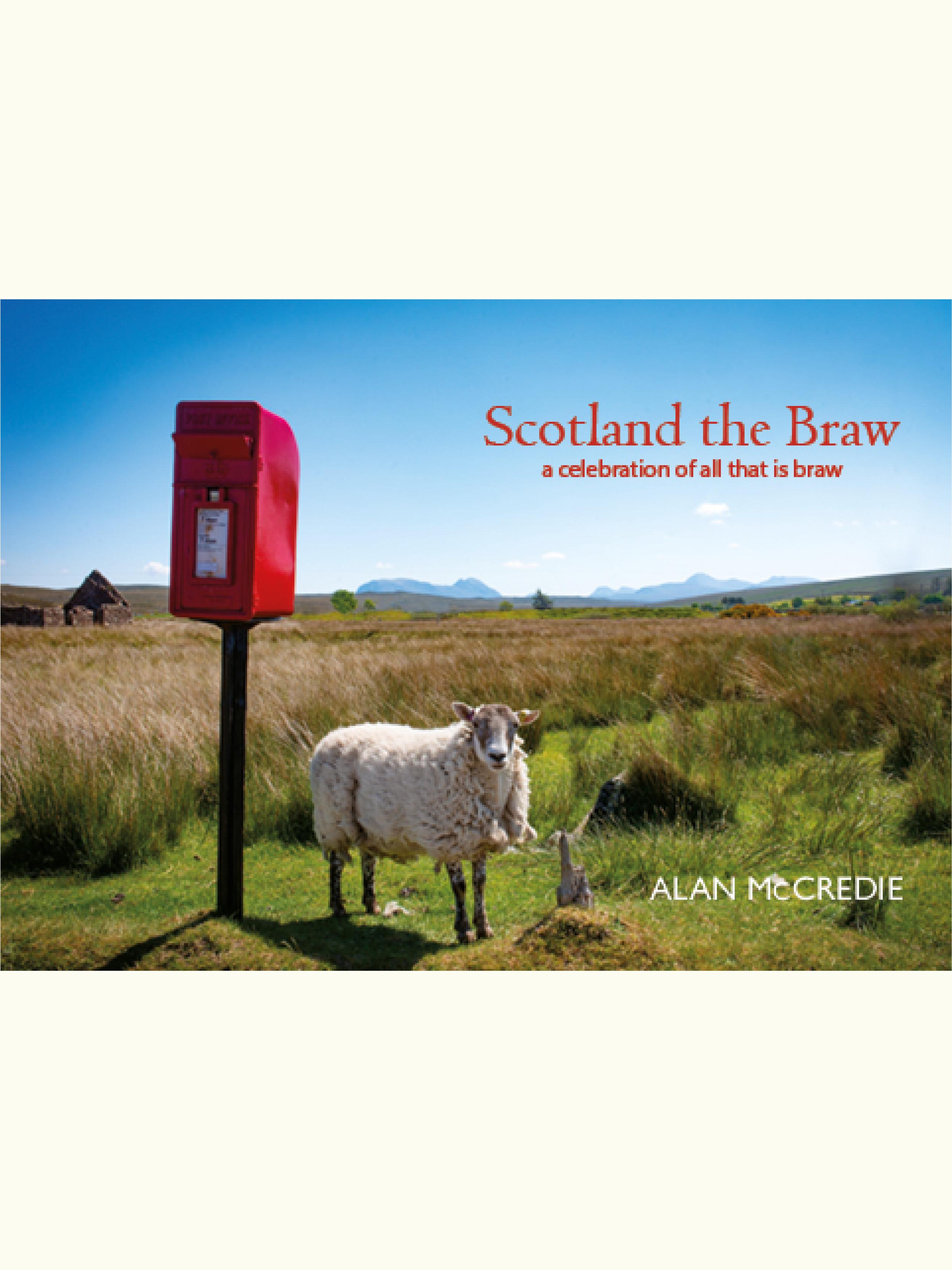 Scotland the Braw Alan McCredie 9781913025489 Luath Press.png