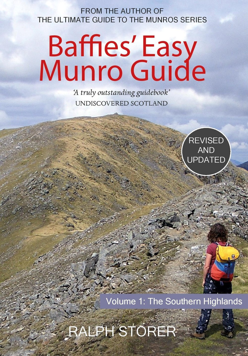 Baffies' Easy Guide to the Munro Volume 1 The Souther Highlands Luath Press.jpg