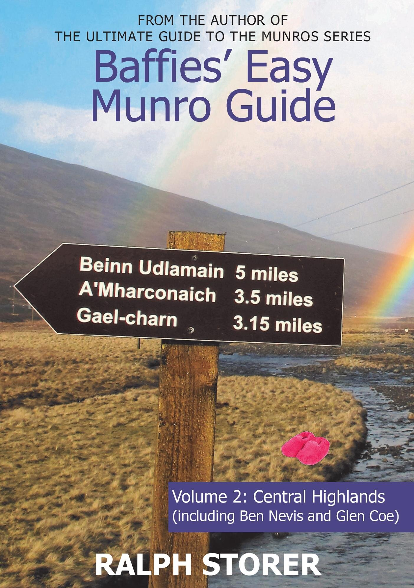 Baffies' Easy Munro Guide Volume 2 Central Highlands Luath Press.jpg