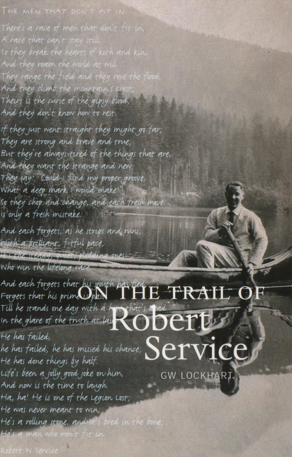 On the Trail of+Robert+Service Luath Press.jpg