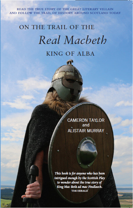 On the Trail of the Real Macbeth King of Alba Luath Press.jpg