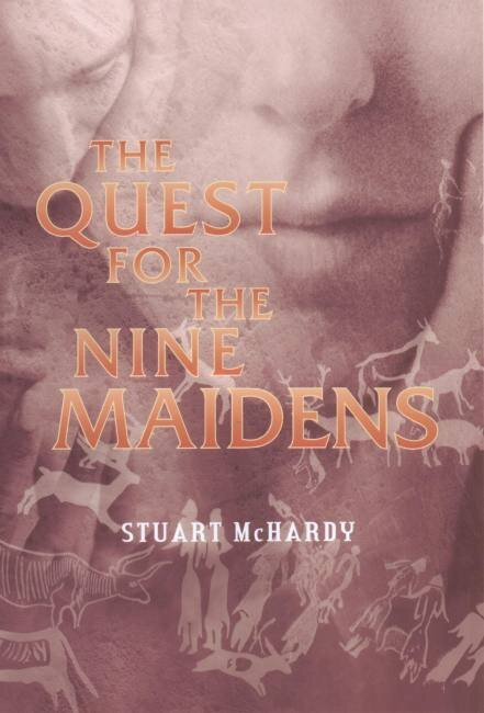 The Quest for the Nine Maidens Luath Press.jpg