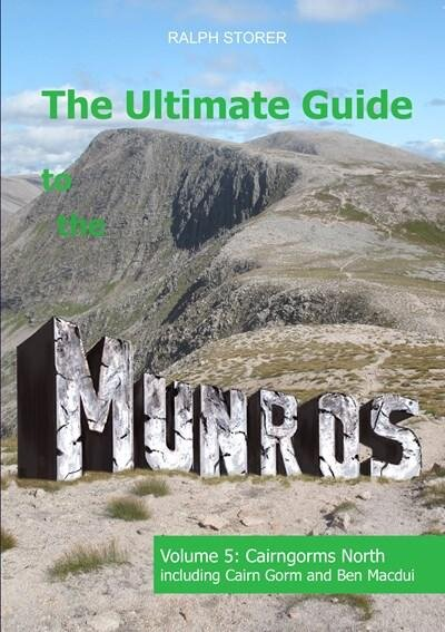 The Ultimate Guide to the Munros- Cairngorms North Luath Press.jpg